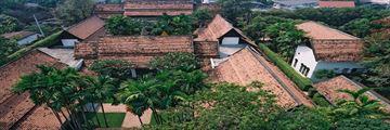 Rachamankha Aerial View