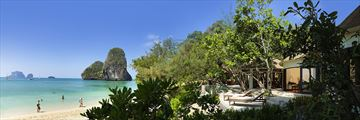 Rayavadee Private Villas, Phranang Beach