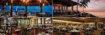 Dining at Shangri-La's Tanjung Aru Resort & Spa