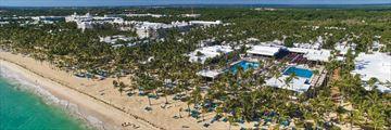 Riu Bambu, Aerial View of Resort