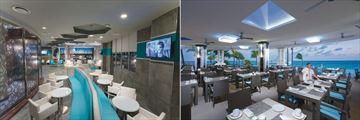 Riu Palace Las Americas, Lounge 24 and El Romero Poolside Restaurant