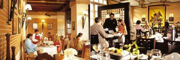 Riu Palace Riviera Maya, Brazilian Rodizio Restaurant and Yashima Japanese Restaurant