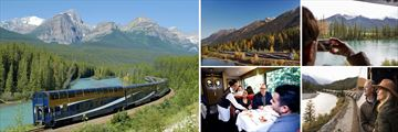 The Rocky Mountaineer Experience