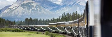 Rocky Mountaineer's First Passage to West Canada