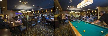Topsy Turvey Lounge at Rosen Inn International