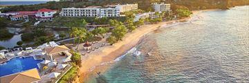 Aerial view of Royalton Grenada