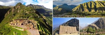 Sacred Valley & Ollantaytambo, Peru