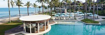 The main pool at SAii Laguna Phuket