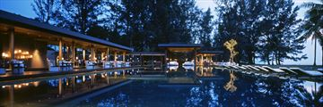 SALA Phuket Resort & Spa, SALA Restaurant and Pool