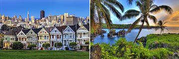 San Francisco & Hawaii