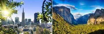 San Francisco & Yosemite National Park