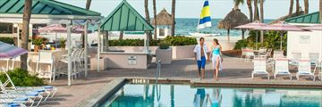 Sandcastle Resort at Lido Beach, Sandcastle Pool Bar and Pool