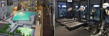Sandman Hotel & Suites Kelowna, Pool and Fitness Centre