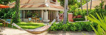 Santiburi Beach Resort, Golf & Spa, Deluxe Beachfront Villa Exterior