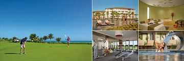 Activities at Secrets Playa Mujeres Golf & Spa Resort