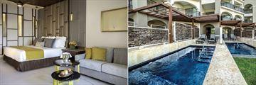 Preferred Club Junior Suite Private Pool at Secrets Royal Beach Punta Cana