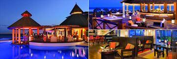 Secrets Wild Orchid Montego Bay, Oceana, Barracuda and Lobby Bar