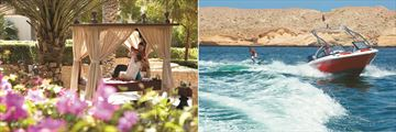 Shangri-La Barr Al Jissah Resort & Spa Al Bandar, Massage and Watersports