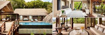 Ocean View Tree House at Shangri-La Villingili Resort