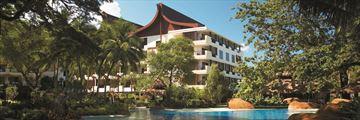 Shangri-La's Rasa Sayang Resort & Spa, Exterior