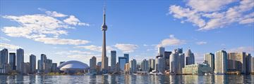 Skyline of Toronto, Ontario