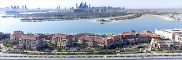 Sofitel Dubai The Palm, Apartments, Resort View