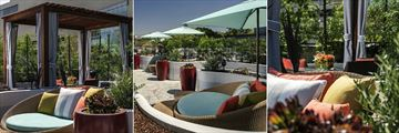 Sofitel Los Angeles, Outdoor Seating Areas