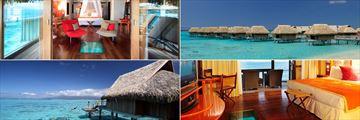 Sofitel Moorea La Ora, Luxury Overwater Bungalow