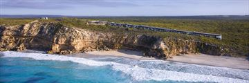 Southern Ocean Lodge, Aerial View of Lodge