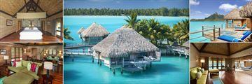 St. Regis Bora Bora Resort, Overwater Premier Otemanu One Bedroom Villa with Whirlpool