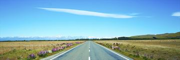 Gorgeous New Zealand Self-Drive Scenery
