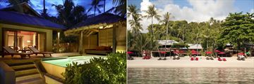 Beachfront Pool Villas at Anantara Rasananda Koh Phangan Villas