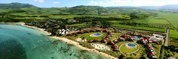 Aerial View of Tamassa - An All Inclusive Resort