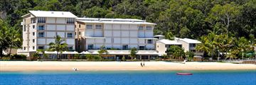 Tangalooma Island Resort, Exterior and Beach