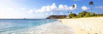 Beach in Antigua