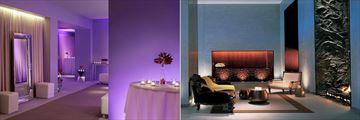 The Clift, Mezzanine and Lobby