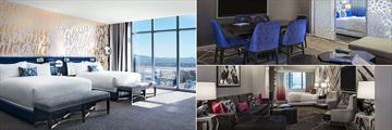 The Cosmopolitan of Las Vegas, City Eoom, Executive Suite and City Studio
