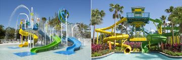 The Grove Resort & Waterpark, Activity Pool and Surfari Water Park Slide and Lazy River