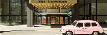 The Langham Chicago, Exterior