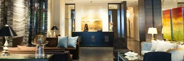 The Loden Hotel, Lobby