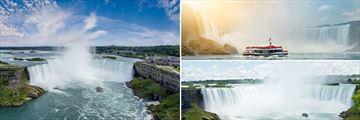 Niagara Falls Scenery & Hornblower Experience