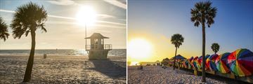 Picturesque Clearwater Beach