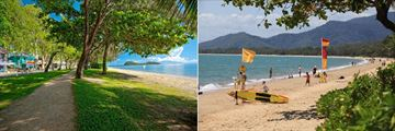 The Reef Retreat, Palm Cove Beachfront and Beach