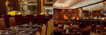 The Roosevelt New Orleans, A Waldorf Astoria Hotel. Fountain Lounge and Sazerac Bar