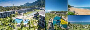 The Sands Khao Lak by Katathani, Aerial View of The Lobby, Nang Thong Beach and The Lobby Gardens and Beach