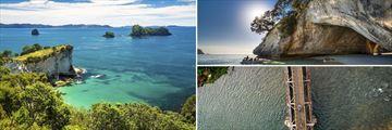 The Scenic Coromandel Peninsula