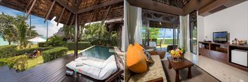 The Vijitt Resort, Phuket, Pool Villa
