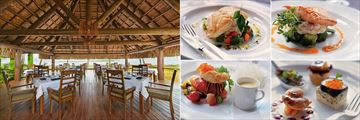 Kitchen Grill and Dining Options at The Westin Denarau Island Resort & Spa