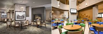 The Westin Edmonton, Share Restaurant and Hotel Lounge