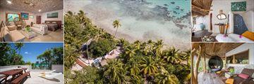 Tikehau Ninamu Resort, Teahupoo Bungalow